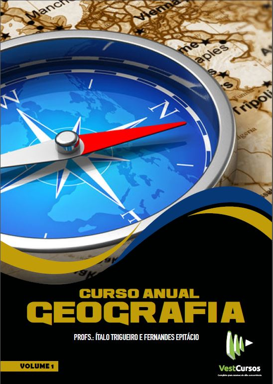 Apostila do Curso de Geografia - Volume 1