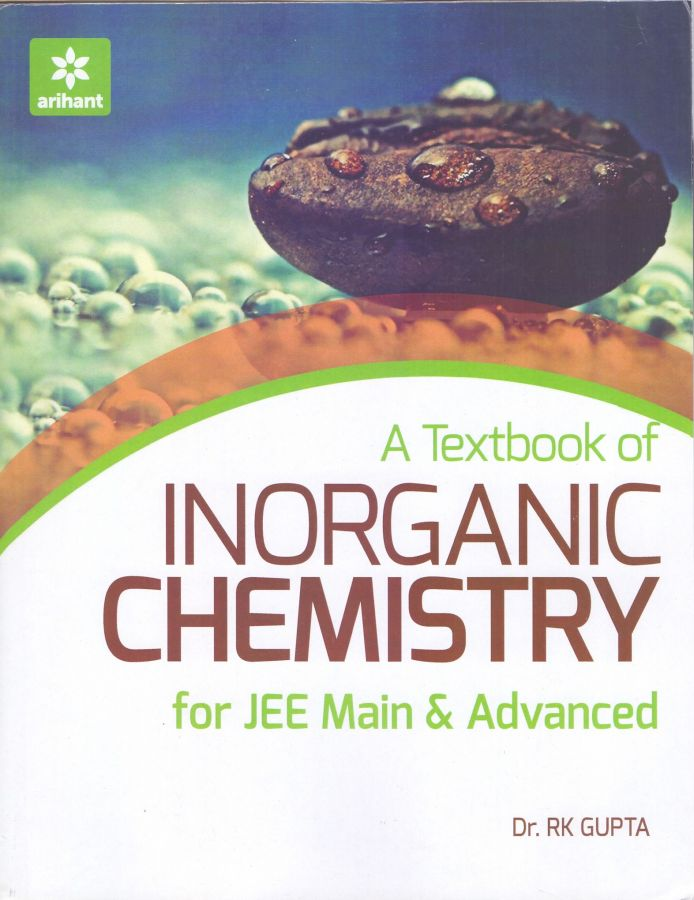 A Textbook of Inorganic Chemisry for JEE Mains & Advanced