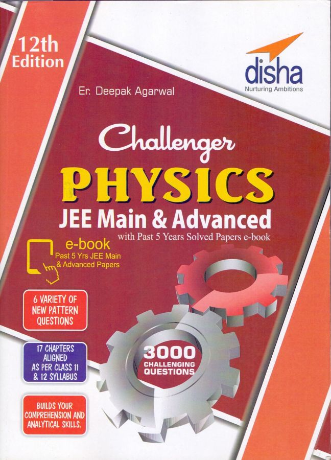 Challenger Physics Jee Main