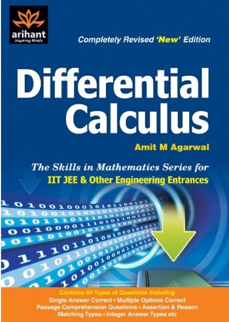 (ARIHANT)  DIFFERENTIAL CALCULUS FOR IIT JEE - AMIT. M. AGARWAL