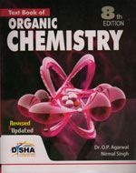 NEW PATTERN ORGANIC CHEMISTRY FOR IIT JEE - O. P. AGARWAL