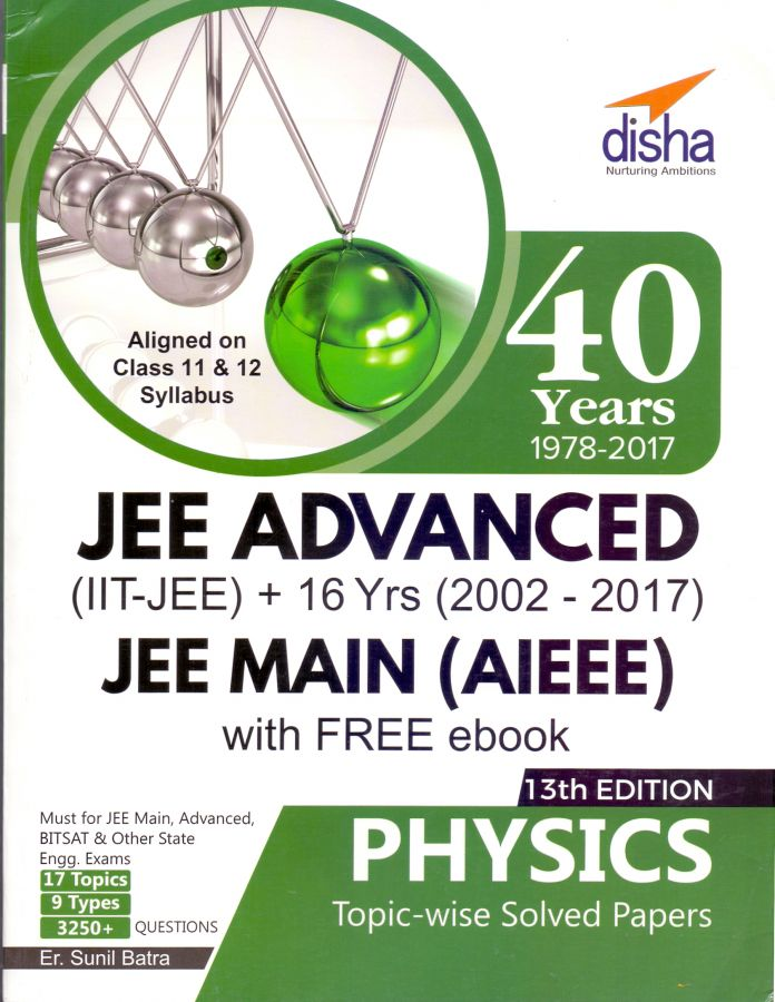 41 Years IIT-JEE Advanced + 16 yrs JEE Main Topic-Wise